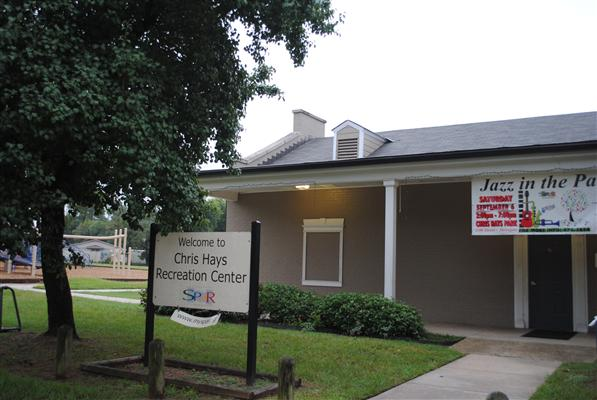 Chris Hays Community Center