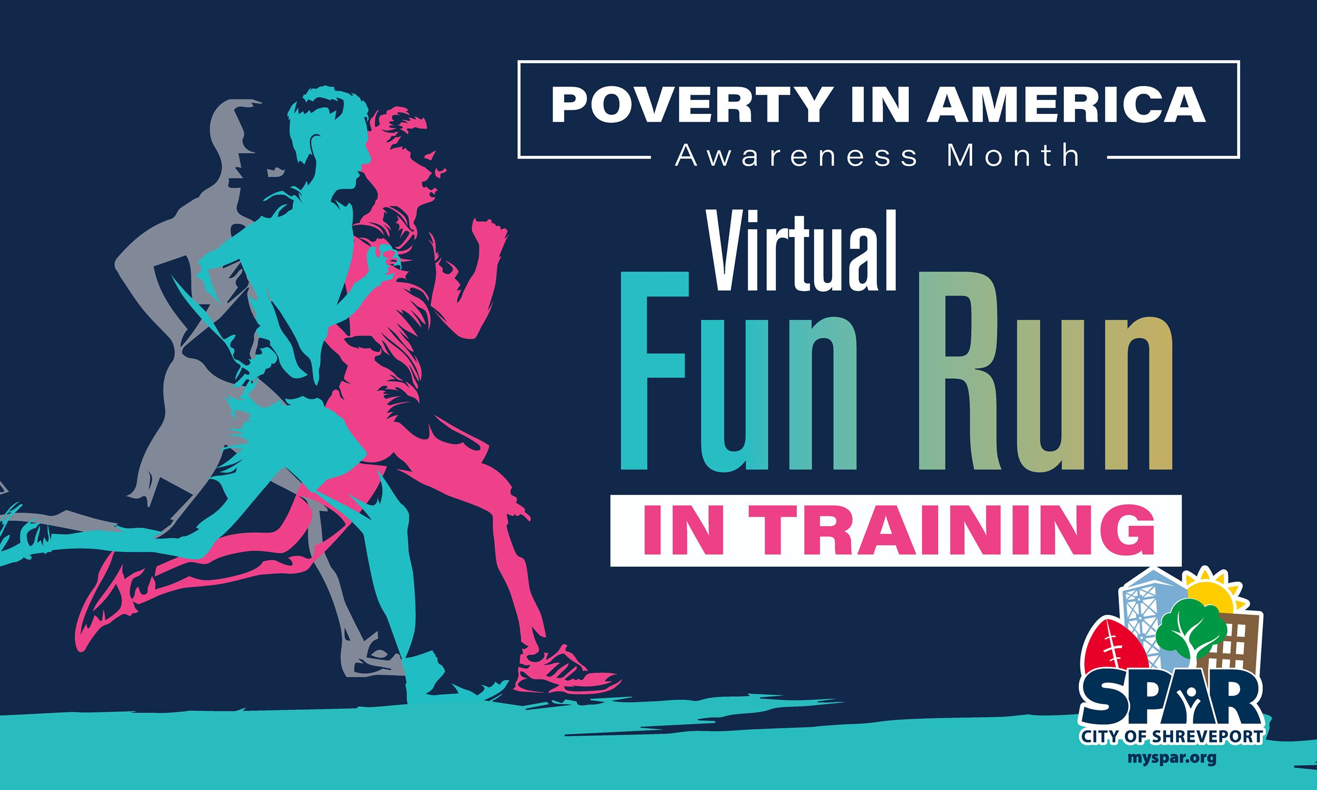 2021 01 Poverty virtual fun run FB
