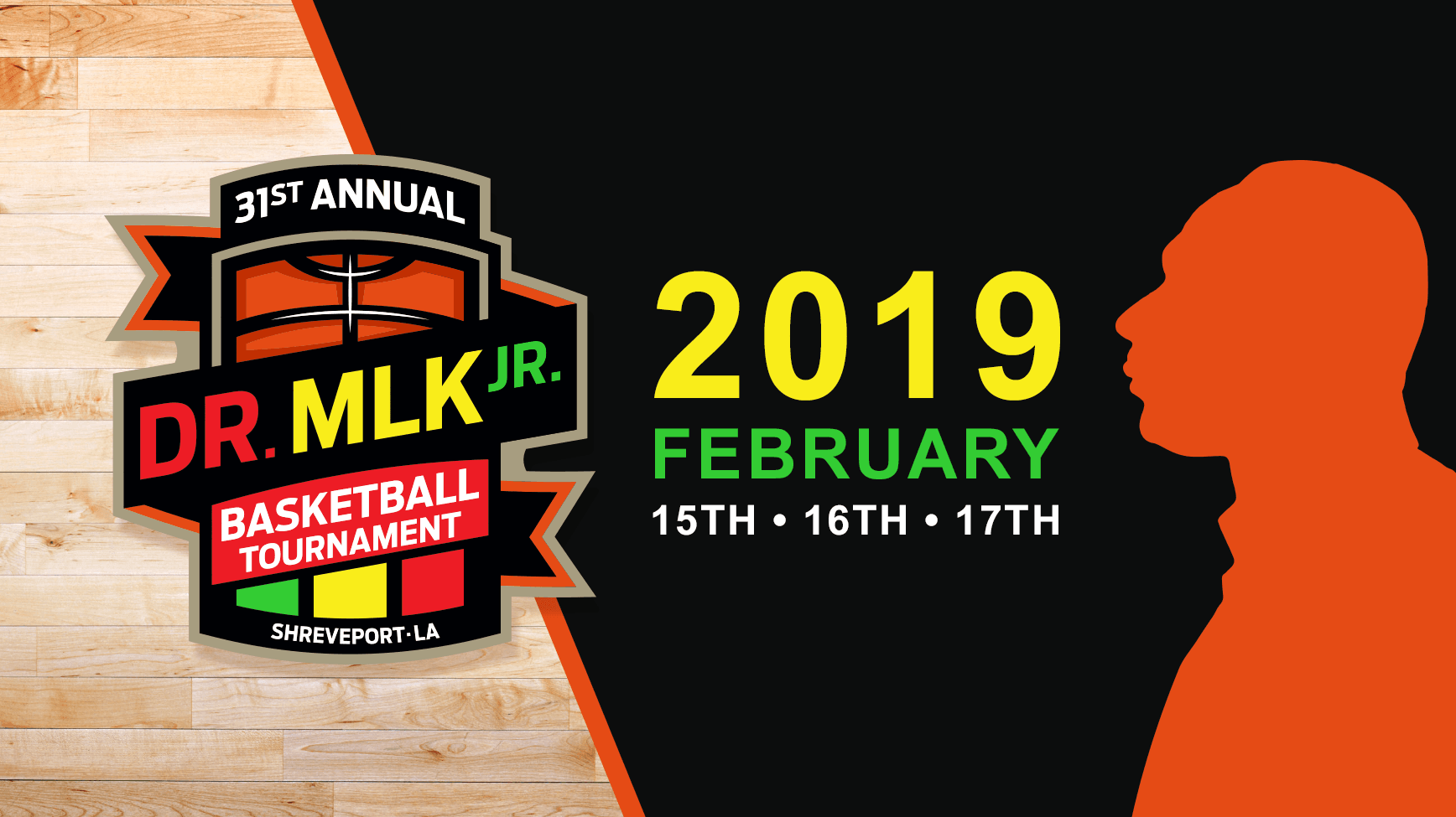 31st Annual Dr. MLK Jr. Basketball Tournament